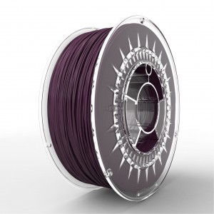 Wrzosowy filament ABS+ 1,75 mm, 1 kg