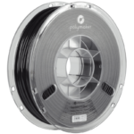 PET PolyMax filament 2,85 mm, black, spool 0,75 kg