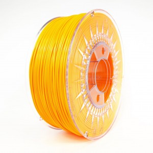 ABS+ filament 1,75 mm, bright orange, spool 1 kg