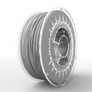 Szary jasny (PC gray) filament ABS+ 1,75 mm, 1 kg