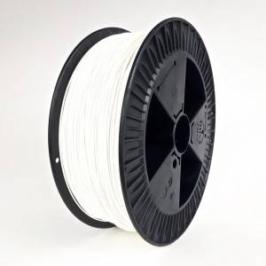 ABS+ filament 1,75 mm, white, spool 2 kg