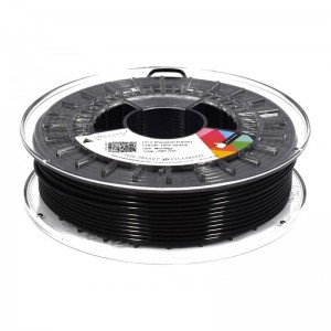 Smartfil PP (Polypropylen) filament 1,75 mm, black, spool 0,75 kg