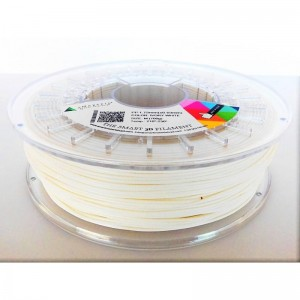 Smartfil PP (Polypropylen) filament 1,75 mm, white, spool 0,75 kg