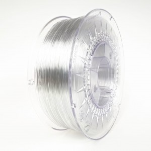 PET filament, 2.85 mm, transparent, 1 kg