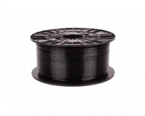ABS-T filament 1,75 mm, black, spool 1 kg