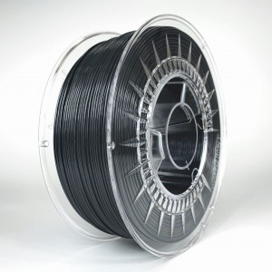 PET filament, 1,75 mm, dark gray, spool 1 kg