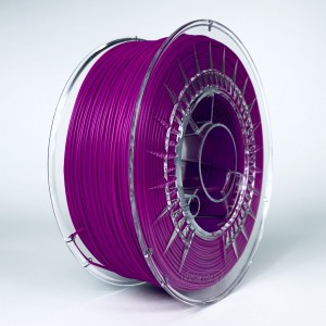 PLA filament 1,75 mm, purple, spool 1 kg