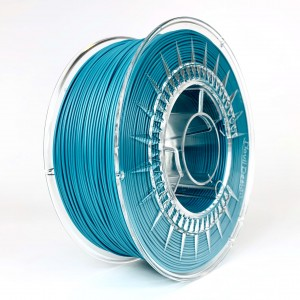 PLA filament 1,75 mm, ocean blue, spool 1 kg