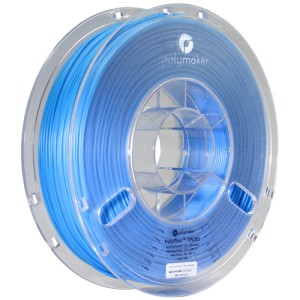 PolyFlex filament 1,75 mm, blue, spool 0,75 kg