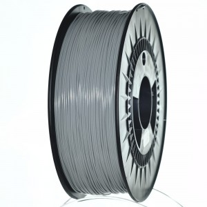 Szary filament PET  1,75 mm, 1 kg