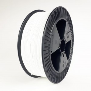Filament PET 1,75 mm biały - 5 kg