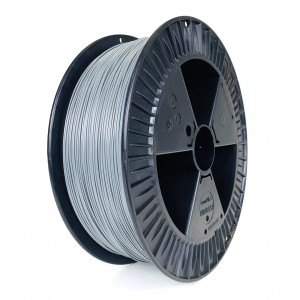 Filament PET 1,75 mm szary - 2 kg