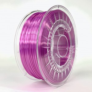 Filament SILK 1,75 mm różowy, 1 kg
