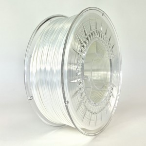SILK filament, 1,75 mm, white, 1 kg