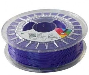 Smartfil Flex: flexible filament (Shore 93 A) 1,75 mm, wisteria, 0,33 kg
