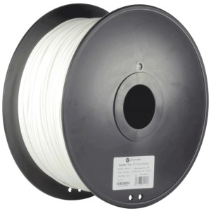 PLA PolyMax filament 1,75 mm, white, spool 3 kg