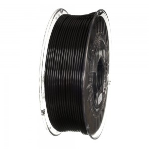 PLA filament 2,85 mm, black, spool 1 kg