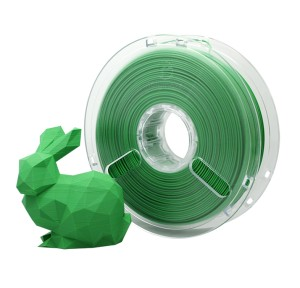PLA PolyMax filament 1,75 mm, green, spool 0,75 kg