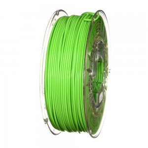 PLA filament 2,85 mm, bright green, spool 1 kg