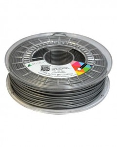 Srebrny z brokatem filament PLA 1,75 mm, 0,75 kg