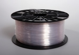 Transparentny (szklisty) filament ABS-T 2,90 mm, 1 kg