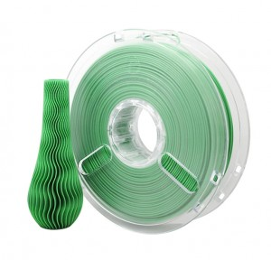 PLA PolyPlus filament 3,00 mm, green, spool 0,75 kg