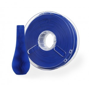 PLA PolyPlus filament 3,00 mm, blue, spool 0,75 kg