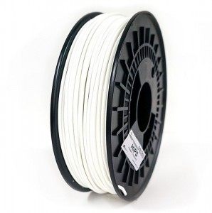 HIPS filament, white, 3,00  mm 0,75 kg