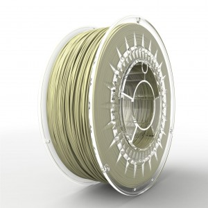 ABS+ filament 1,75 mm, vanilla, spool 1 kg