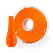PLA PolyPlus filament 3,00 mm, orange, spool 0,75 kg