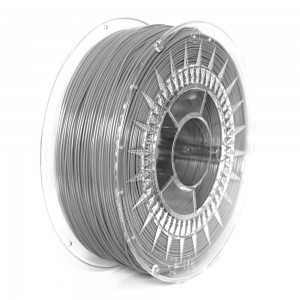 ABS+ filament 1,75 mm, gray, spool 1 kg