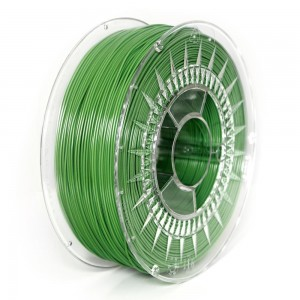 ABS+ filament 1,75 mm, green, spool 1 kg