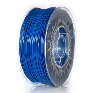 ABS+ filament 1,75 mm, dark blue, spool 1 kg