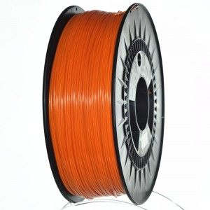 ABS+ filament 1,75 mm, orange, spool 1 kg