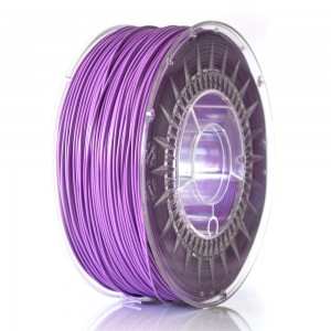 Filament PET 1,75 mm fioletowy - 1 kg filamentu na szpuli