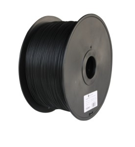 PLA PolyMax filament 3,00 mm, black, spool 3 kg
