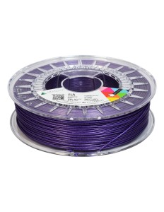 Filetowy z brokatem filament PLA 1,75 mm, 0,75 kg