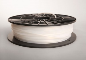 PP (Polypropylen) filament 3,00 mm, natural, spool 0,5 kg