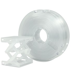 Transparentny filament PC Plus (Poliwęglan) 1,75 mm 0,75 kg
