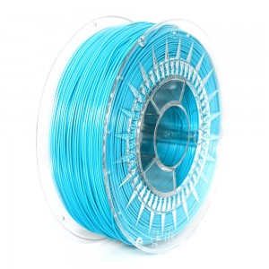 ABS+ filament 1,75 mm, blue, spool 1 kg