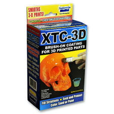 XTC-3D 181 ml - coating for smoothing and finishing 3D printed parts