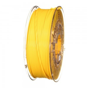 PLA filament 2,85 mm, bright yellow, spool 1 kg